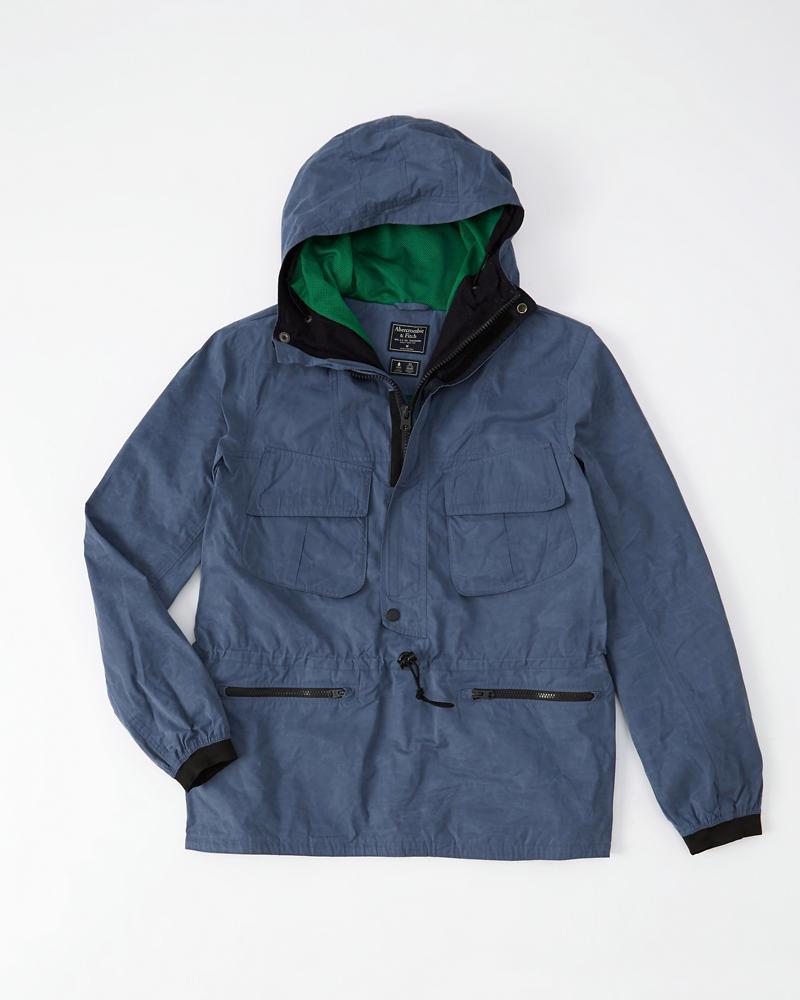 390caa2518 Mens Anorak Jacket
