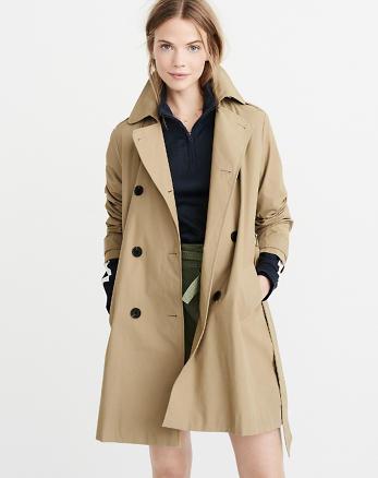 Abercrombie womens coats