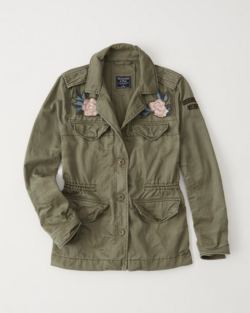 Casual Feminina Denim Jacket Women Embroidery Bombers Loose Long Jean  Jackets - YQZL0O3SS