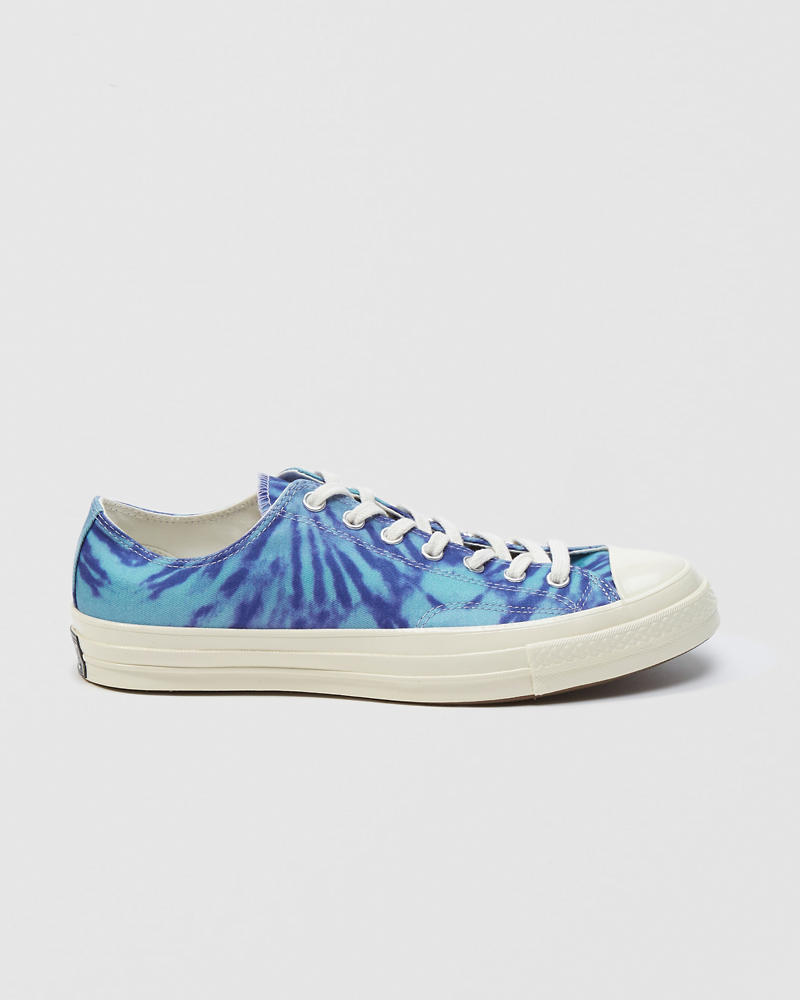 5c7ba4123807b5 Mens Converse Tie-Dye Chuck Taylor All Star Low Top Sneakers