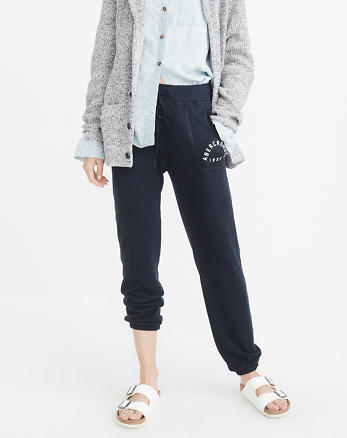 ANF Cozy Banded Sweatpants