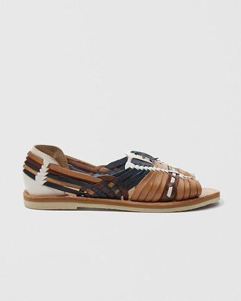 ANFChamula Sayulita Huarache Sandal
