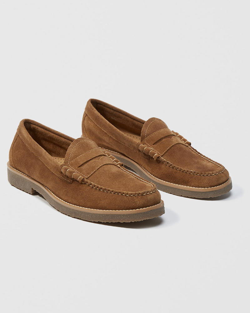 Bass Apollo Loafer by Abercrombie & Fitch