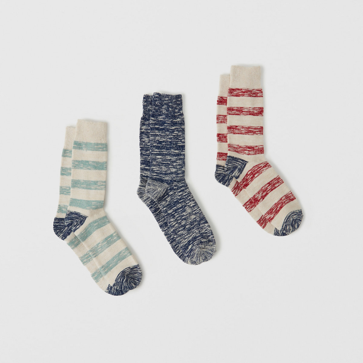 3-Pack Camp Socks