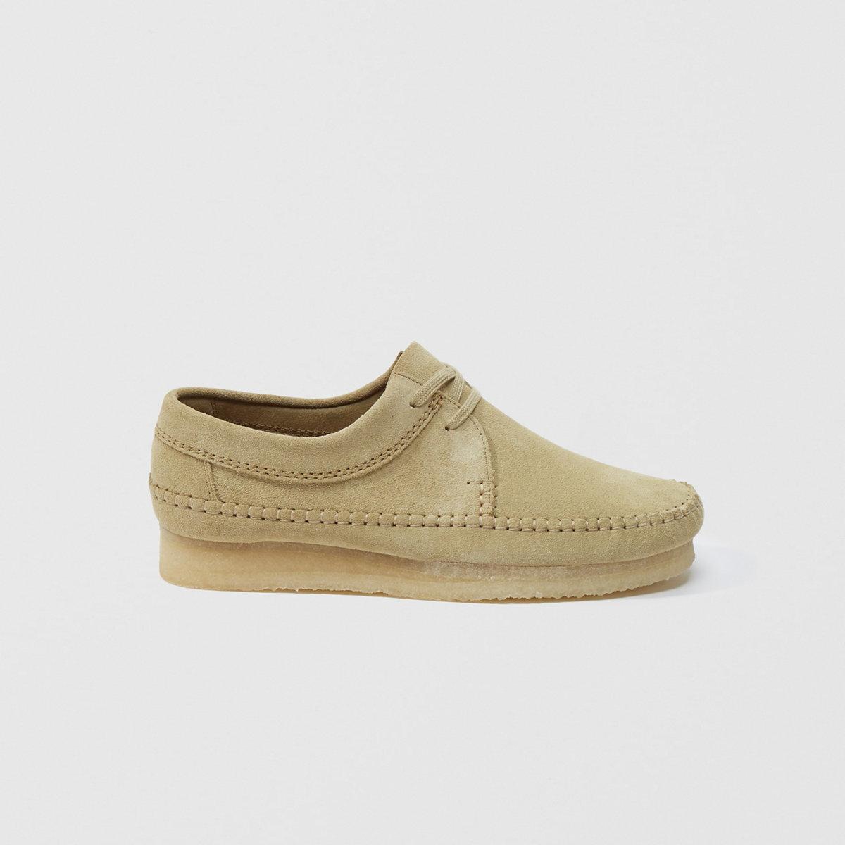 Clarks Weaver Shoe