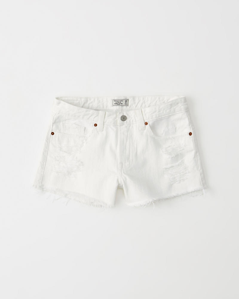 Low-Rise Shorts | Tuggl