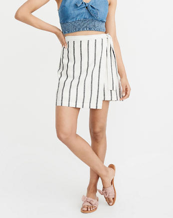 ANF Wrap Skirt
