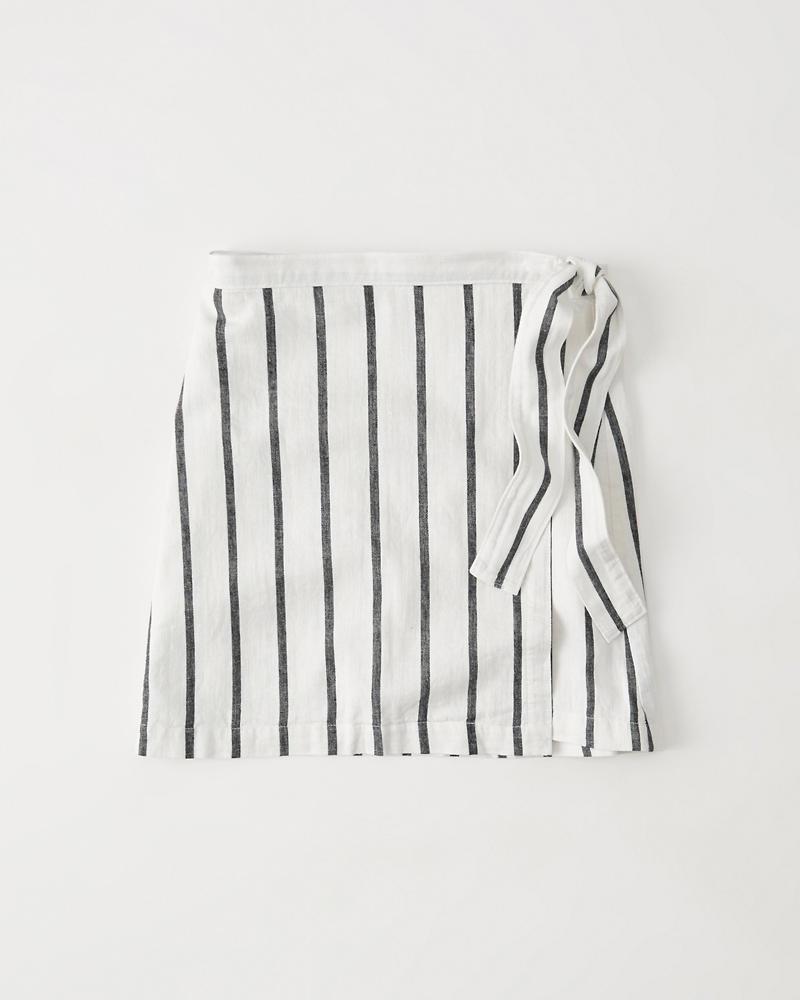 44b2319ceb Womens Wrap Skirt | Womens Sale | Abercrombie.com