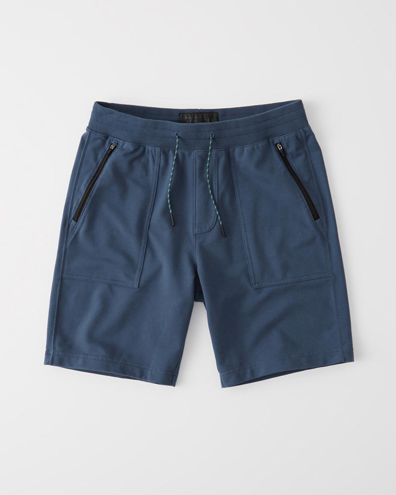 Stretch Shorts by Abercrombie & Fitch