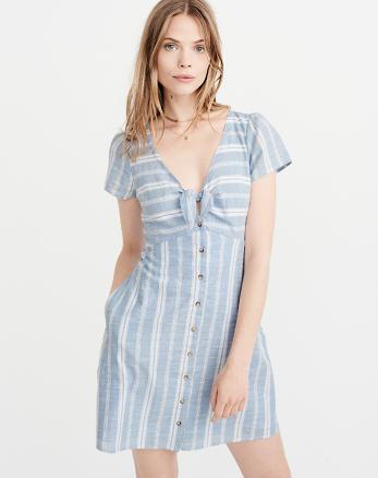 Damen Kleider und Einteiler   Abercrombie & Fitch