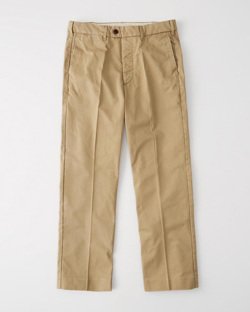 005dad65402798 Uomo Pantaloni chino collezione A&F Archive | Uomo Saldi ...