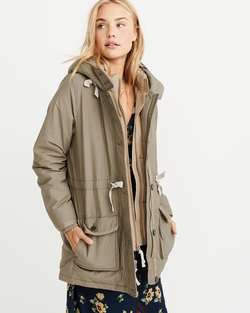 Expedition Parka by Abercrombie & Fitch
