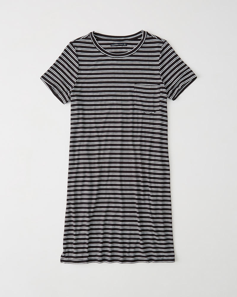 3a1bd8885e Womens T-Shirt Dress | Womens Sale | Abercrombie.com
