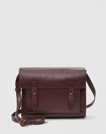 d3a68fbbbf57 Leather Satchel