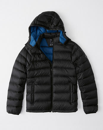 The A F Removable Hood Packable Puffer a0a912c0008b7