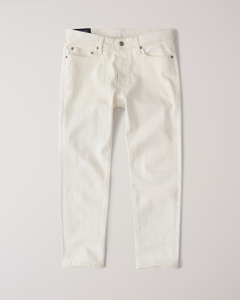 Skinny Cropped Jeans by Abercrombie & Fitch