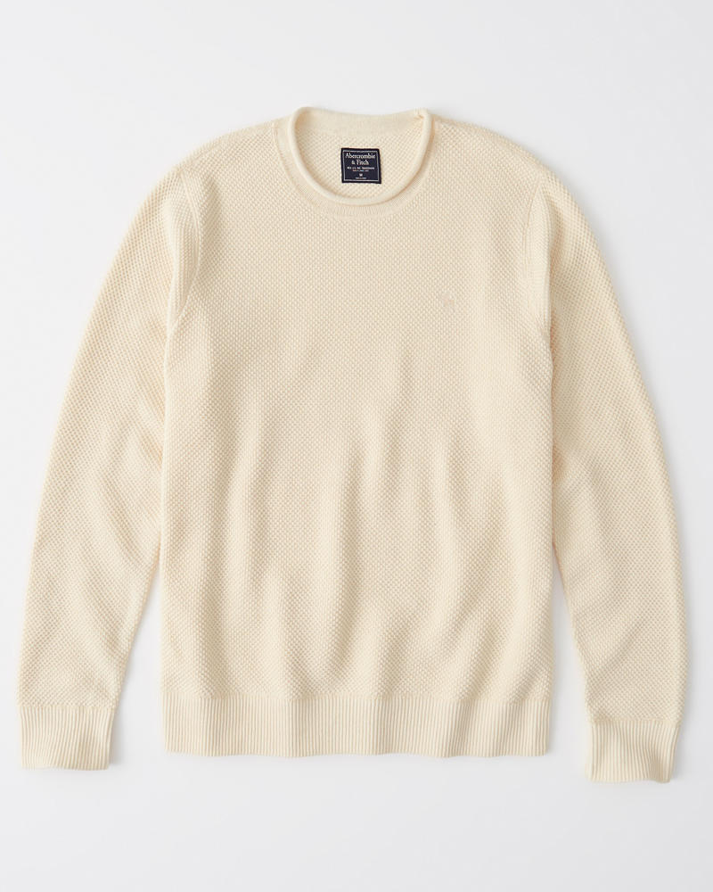 Icon Rollneck Sweater by Abercrombie & Fitch