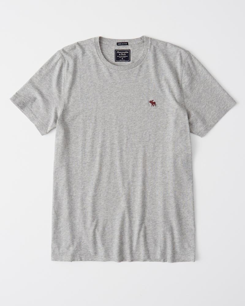 Mens - Camiseta con ícono   Mens -   Abercrombie.com