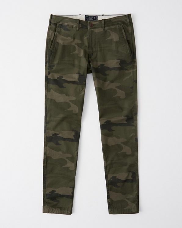 various colors exclusive range price Mens Super Skinny Camo Chino Pants | Mens Clearance ...