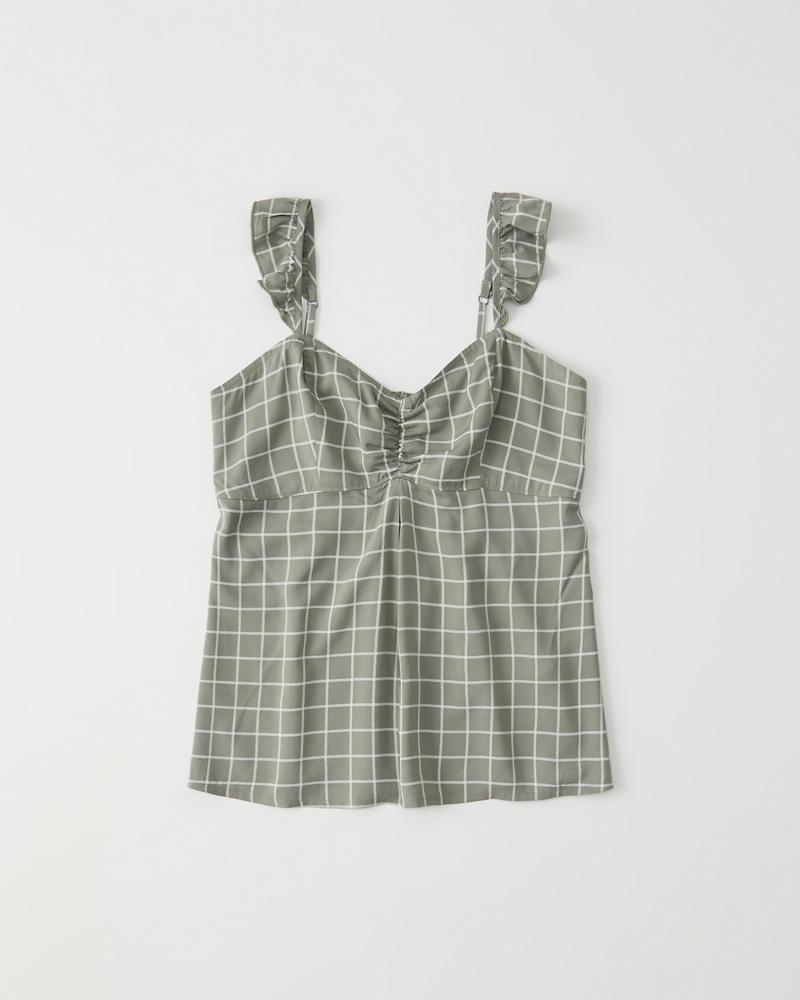 f11ccbdf Mujer Camiseta de tirantes con estampa | Mujer Liquidación ...