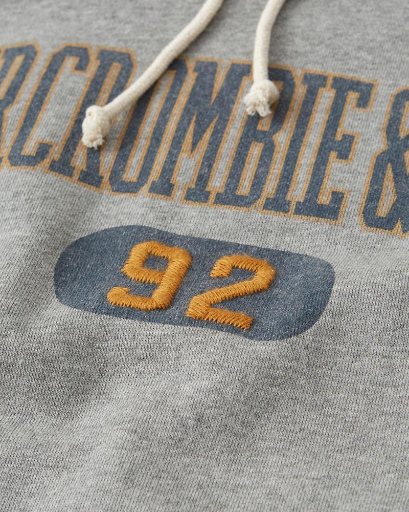 4a5a0d8d0 Mens Deconstructed Logo Hoodie