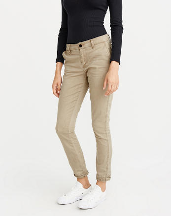 8c15912c Womens Pants | Abercrombie & Fitch