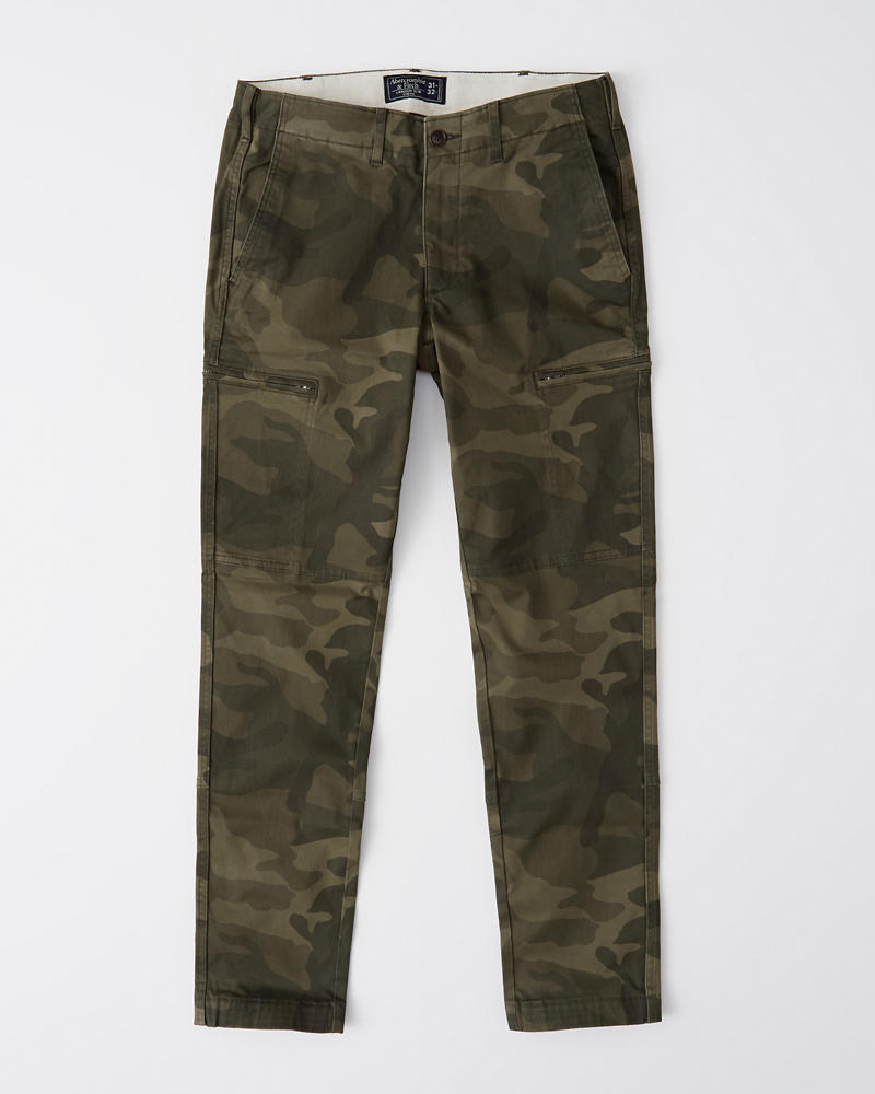 Skinny Military Pants by Abercrombie & Fitch