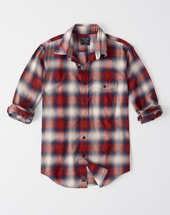Camisa escocesa elastizada 396749f6c4b79