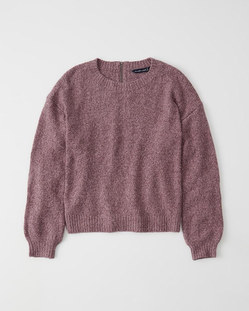 Damen Pullover Mit Reissverschluss Hinten Damen Angebote