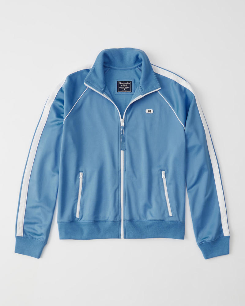 68bd116230e8c Full-Zip Track Jacket
