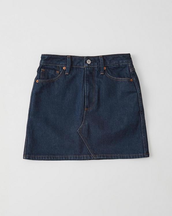 3126341796 Womens Denim Mini Skirt | Womens Sale | Abercrombie.com