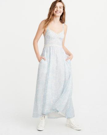 Kleider und Einteiler für Damen | Sale | Abercrombie & Fitch