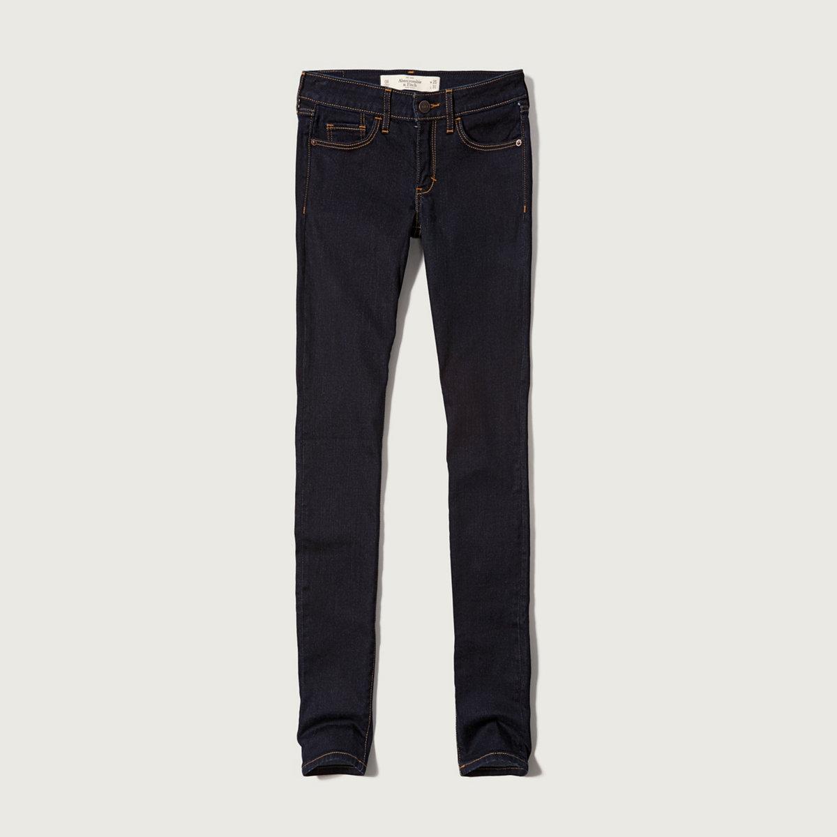 A&F Super Skinny Jeans