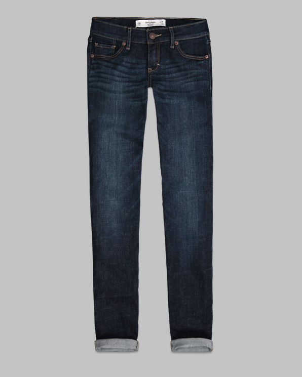 A&F Straight Jeans A&F Straight Jeans