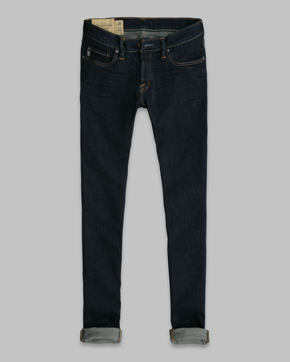 A&F Super Skinny Button Fly Jeans A&F Super Skinny Button Fly Jeans