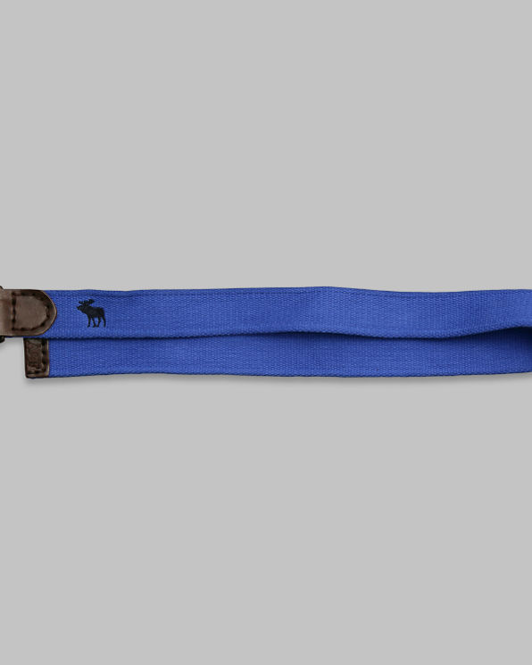 Mens Classic Preppy Belt