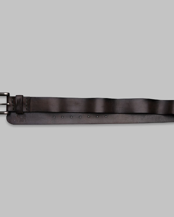 ANF rugged leather belt