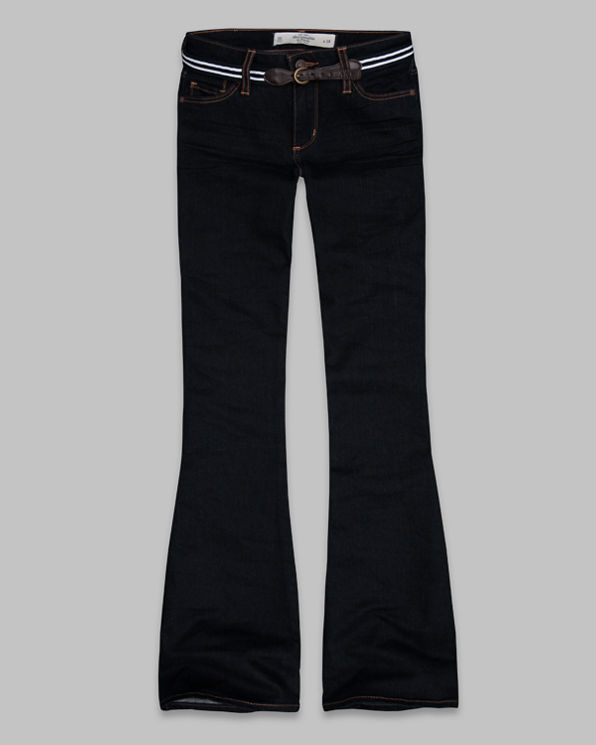 Womens A&F Flare Jeans