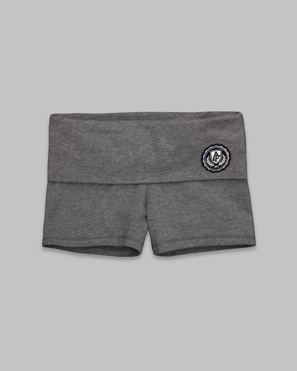 ANF A&F Yoga Shorts