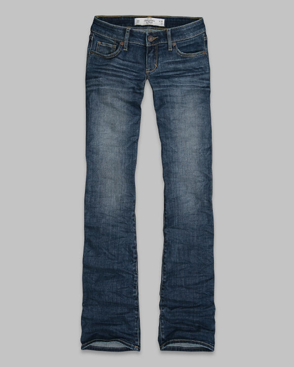 ANF A&F Boot Jeans