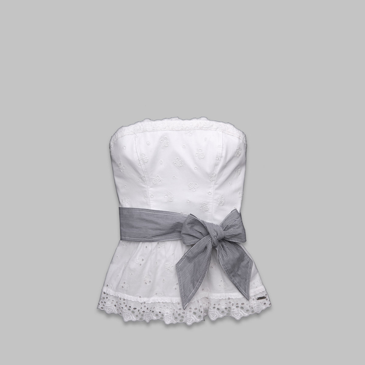 Ilana strapless top