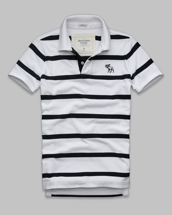 Mens Avalanche Mountain Polo