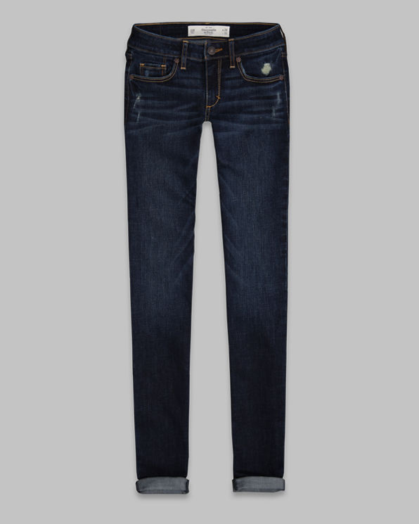 ANF A&F Skinny Jeans