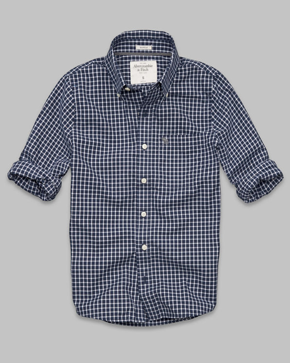 Mens Mountain Pond Shirt
