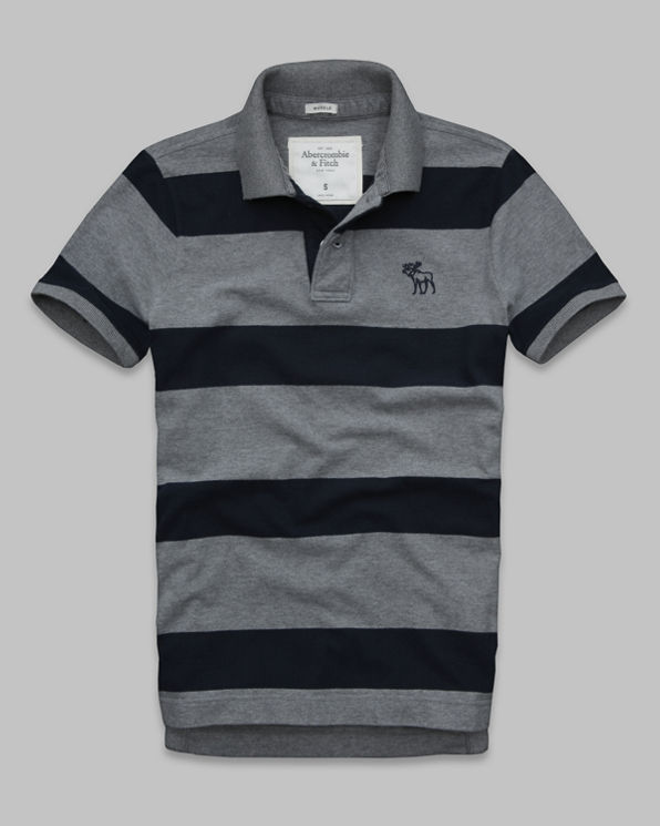 Mens Baldface Mountain Polo