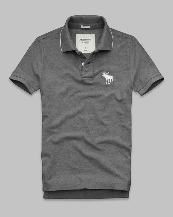 ANF Woodsfall Trail Polo