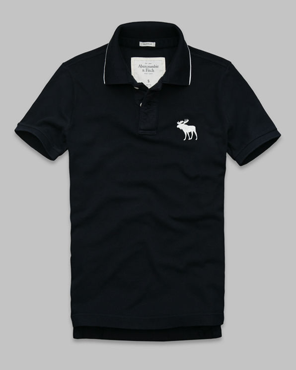 Mens Woodsfall Trail Polo