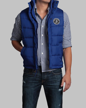 ANF Sawteeth Mountain Vest