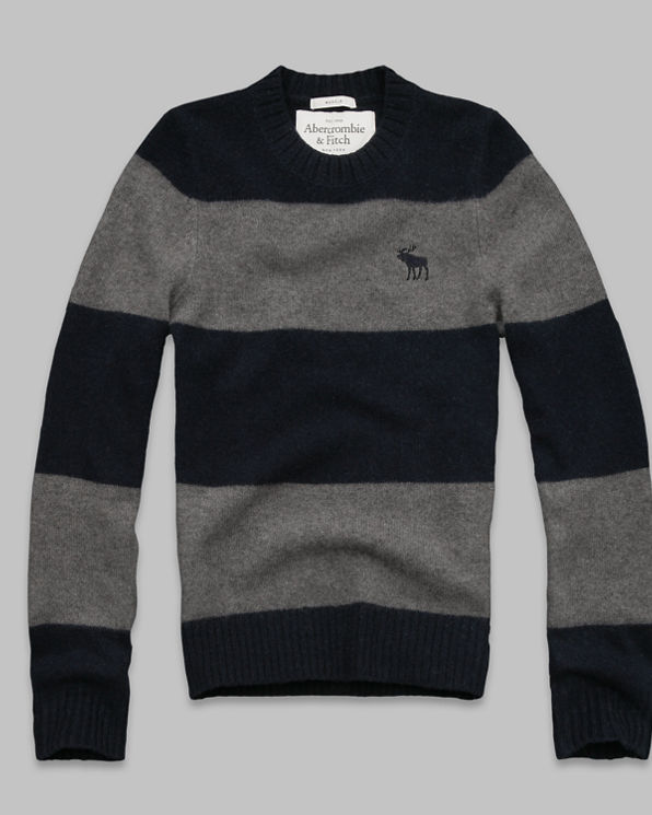 Mens Marble Mountain Wool Sweater