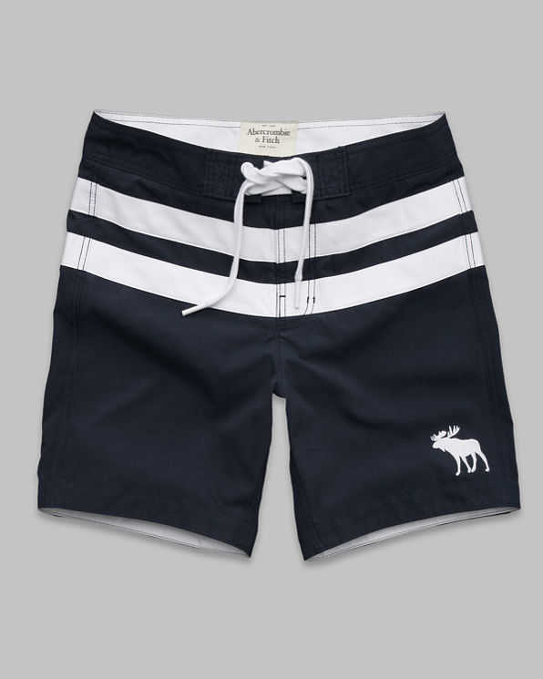 Mens Morgan Mountain Swim Short